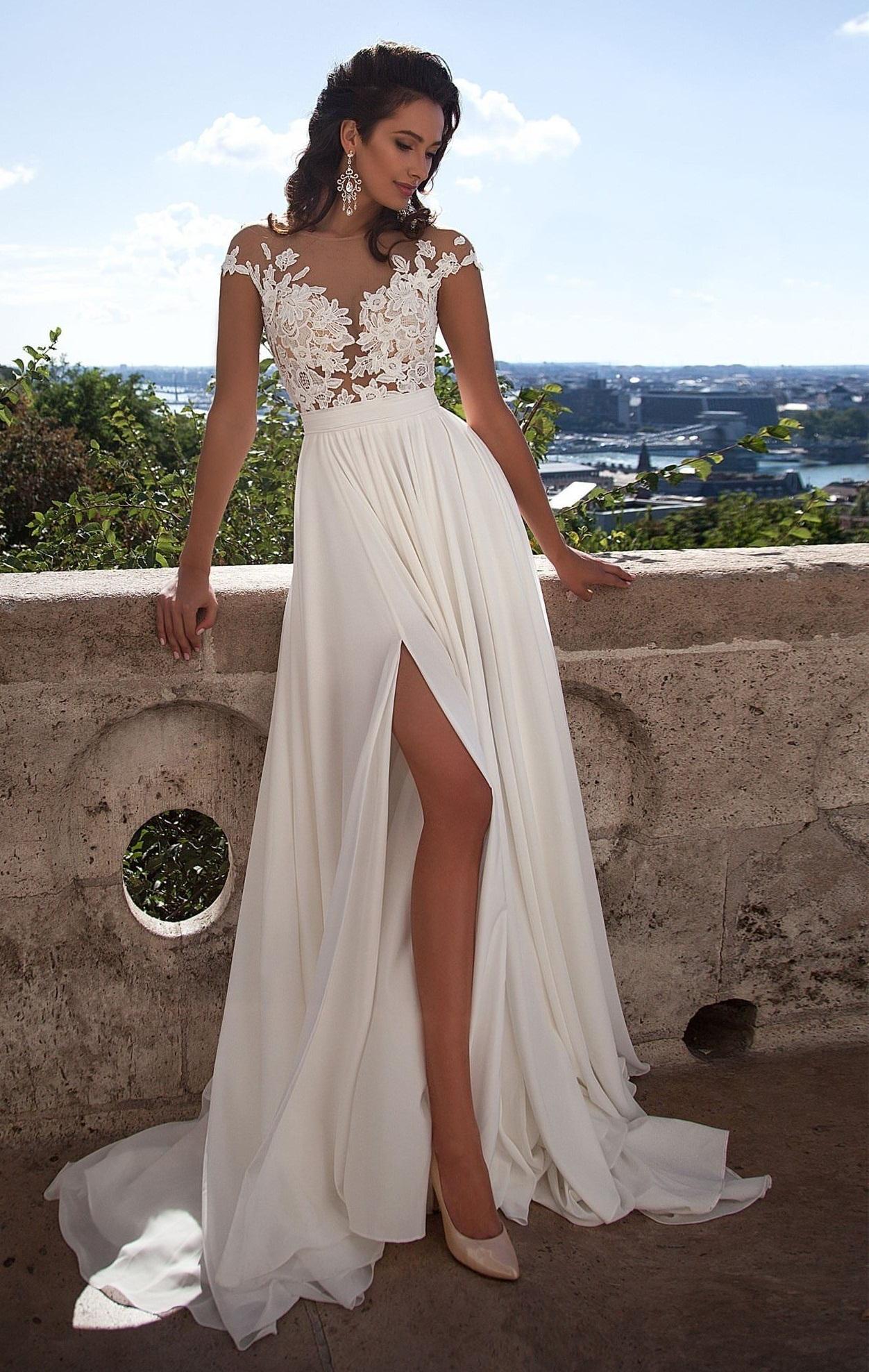 4368a6ba875 Свадебные платья в греческом стиле Ампир купить в Подольске